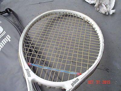 Prince Spectrum Comp 90 Tennis Racquet w 110 Comp Full Cover 4 3/8 Grip