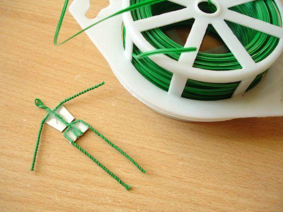 wire armature