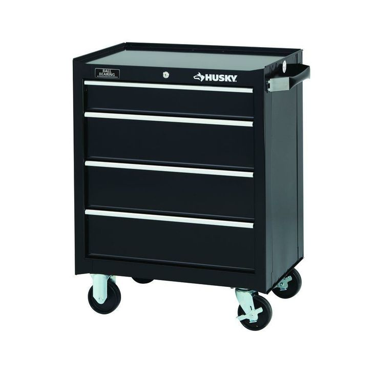 Durable and sturdy this tool cabinet is great for outdoor Home depot husky garage cabinets
