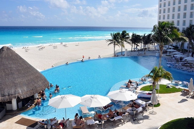 La Blanc resort..CanCun Mexico