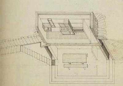 walter pichler - artist's house