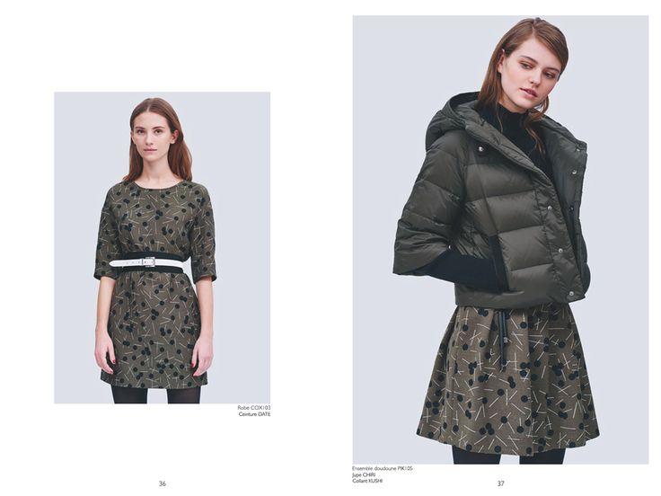 #lookbook #fw16 #fashion #collection #copcopine http://www.cop-copine.com/