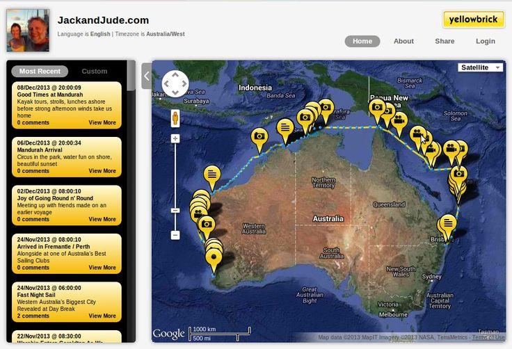 Around Australia with Jack and Jude