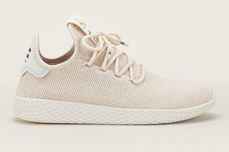 Adidas Originals Sneakers Pw Tennis Hu beige prix Baskets Femme Monshowroom 99.95 € TTC