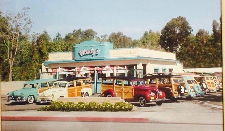 Woodys Diner Warner Ave. Huntington Beach ( Meeting of