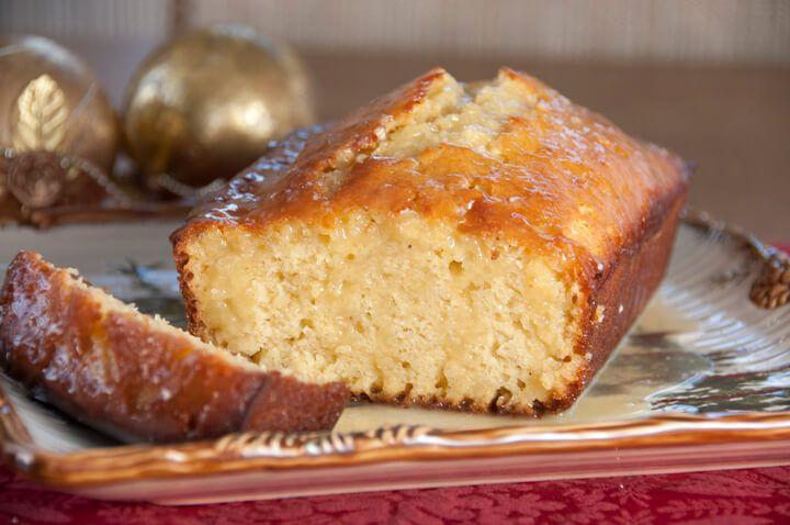 цитрусовый хлеб