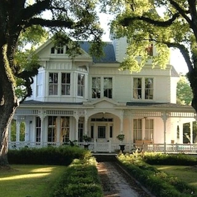 """Wow!  Rambling Victorian is the ultimate """"wedding cake"""" of a house.  Generous porches and amazing detail draw you in like a magnet :)"""