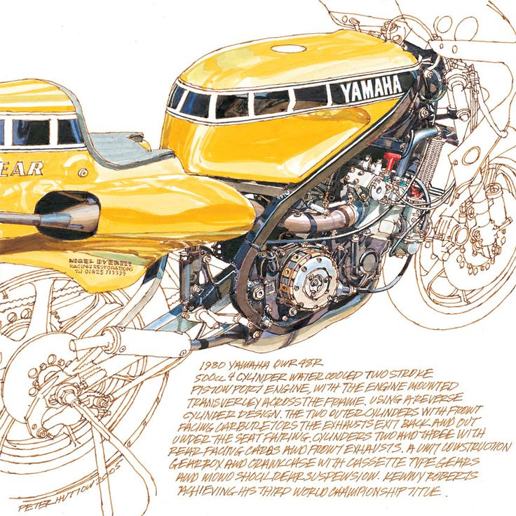 Peter Hutton :: Illustrator (4) Vignette
