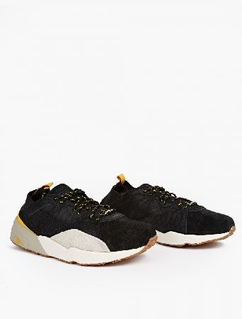 Puma Blaze Of Glory Ice Cream Sneakers The Puma Black Blaze Of Glory Ice Cream Sneakers for AW16, seen here in black. - - -  - Puma present a new iteration of their iconic Blaze of Glory silhouette as part of their Ice Cream™ pack for 201 http://www.MightGet.com/january-2017-13/puma-blaze-of-glory-ice-cream-sneakers.asp