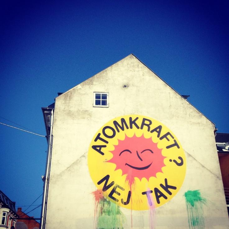 Atomkraft? Nej tak. Aarhus, Denmark