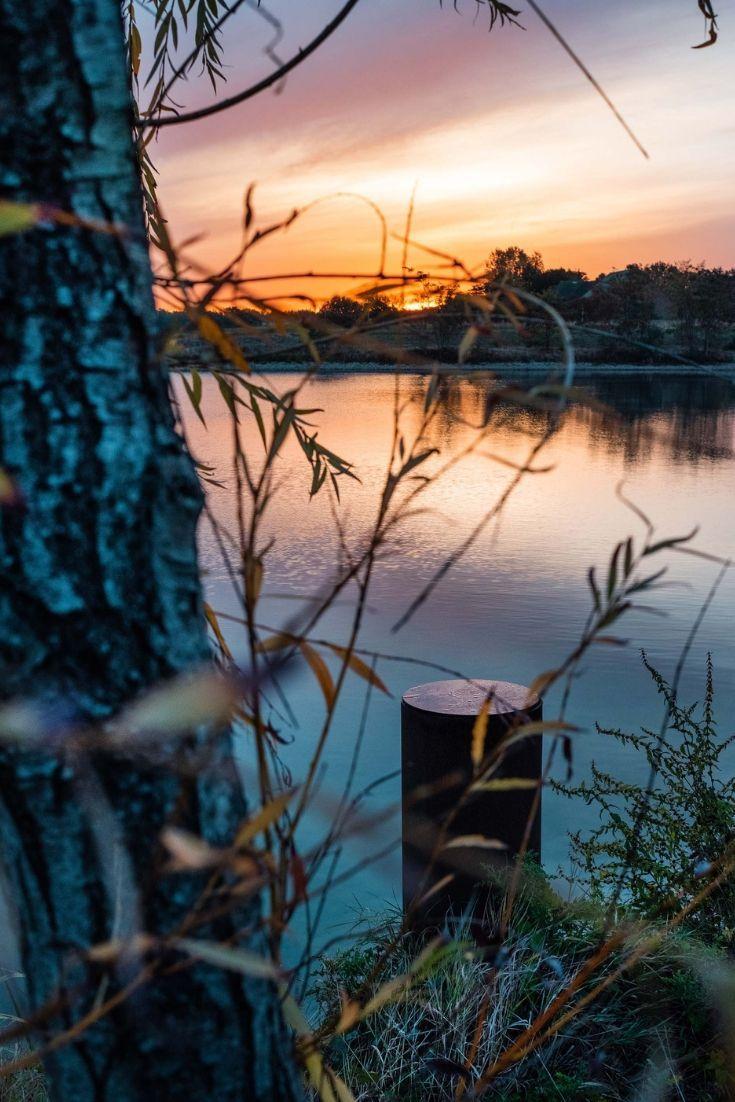 Sinnlich In Den Sonnenuntergang Niederrhein Rheine Tourismus