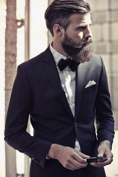 Бородатые мужчины. Самый стильный и сексуальный жених 2015 Image: 20