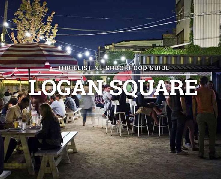 Logan Square's bar scene is straight-up explosive right now.  -- Summer Bar Crawl