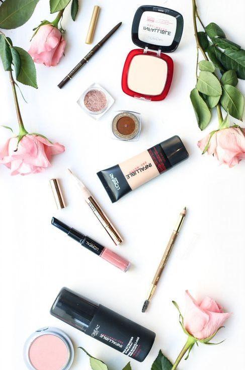 Make-up & Roses!