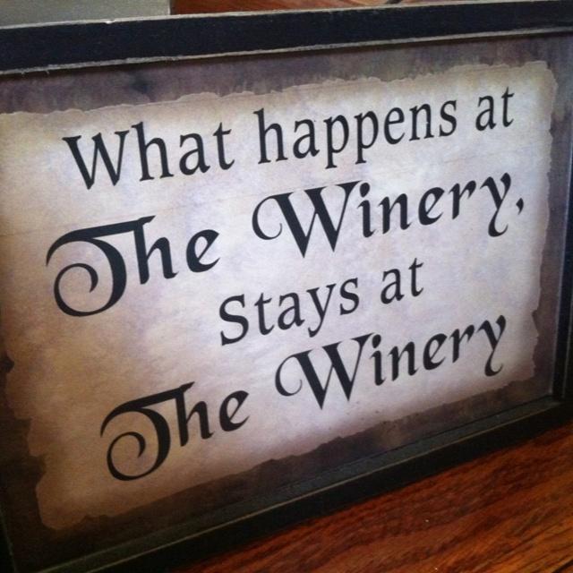 :) wine