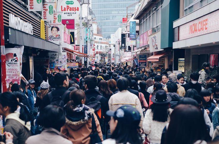 Takeshita Street Harajuku [OC][43182839]