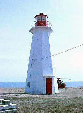 Ile d'Entrée Light, Quebec, Canada