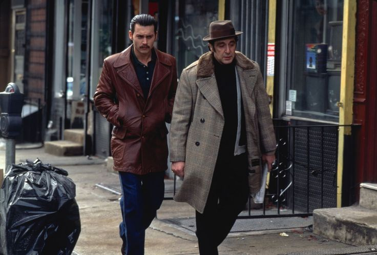 donnie brasco the movie | compelling figure that could carry the film on his shoulders