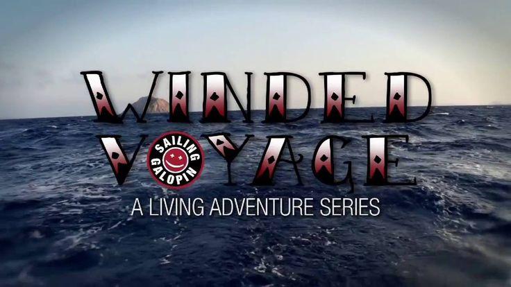 Winded Voyage | 1000M in The Mediterranean | Trailer