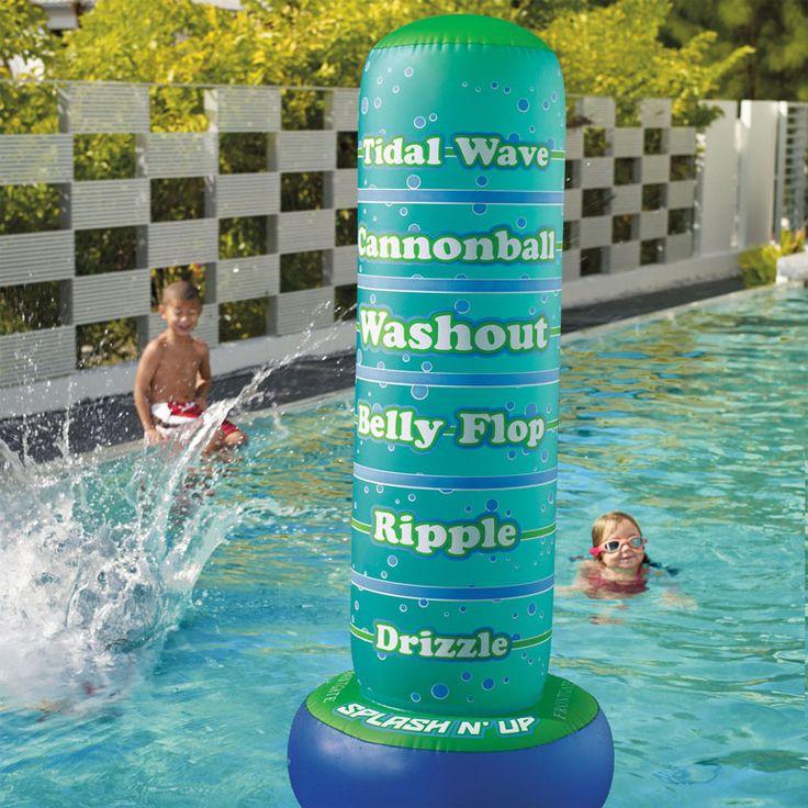 Pool Splash Cannonball 24 best pool decorations! images on pinterest | pool decorations
