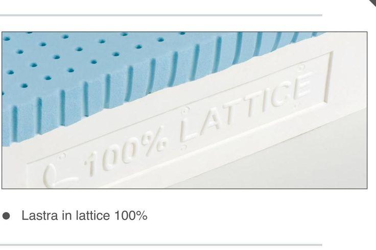 Particolare del materasso Premium con Lattice Sense (esclusiva Permaflex) http://www.centropermaflex-online.com/prodotto-143154/Materasso-Premium-Permaflex-h23.aspx