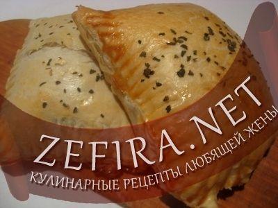 Рецепт закрытой мини-пиццы Пикник;