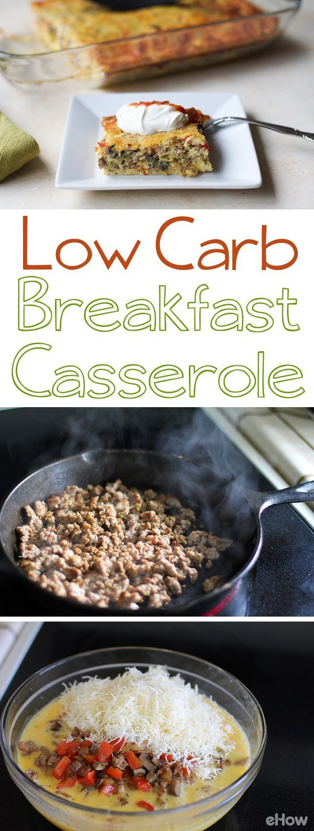 How to use water with lemon for weight loss ehow - Cut Down On Carbs With This Tasty Breakfast Casserole Recipe