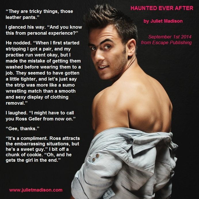 HAUNTED EVER AFTER coming Sept 2014