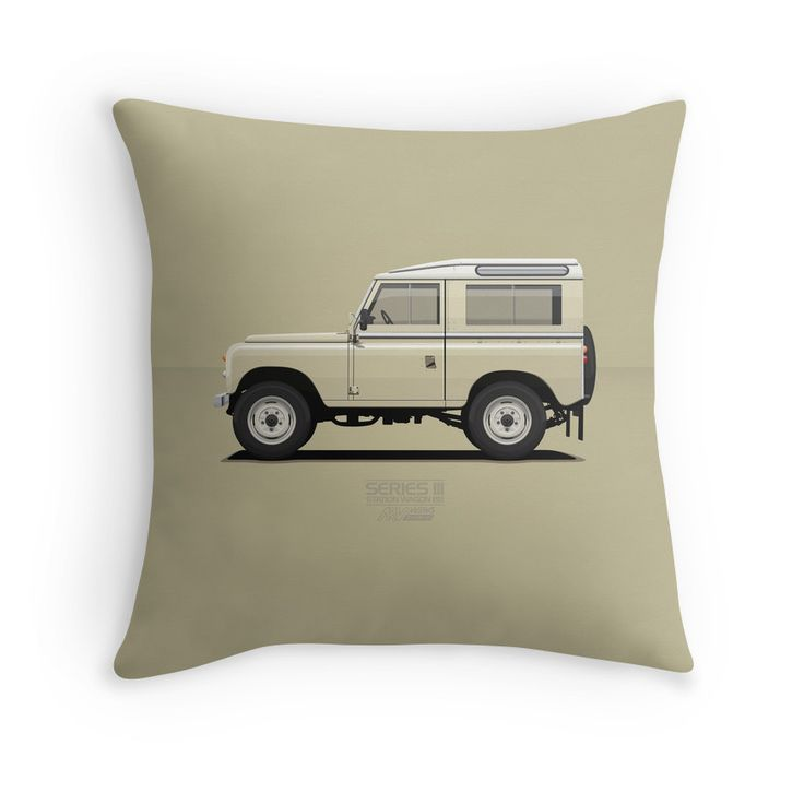 Series 3 Station Wagon 88 Limestone merchandise available @redbubble  redbubble.com/people/arvwerks #redbubble #landrover #ARVwerks