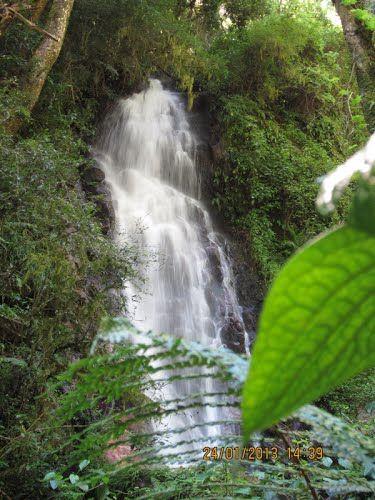Waterfall in Magoebaskloof