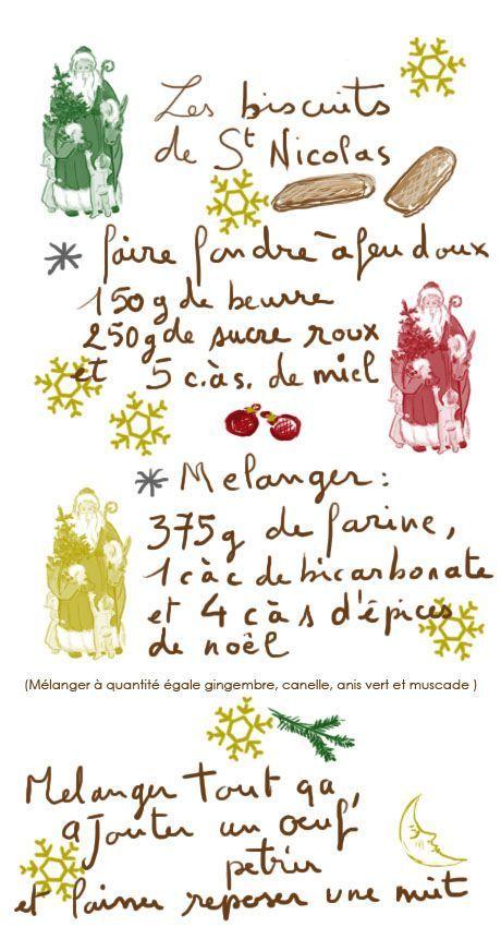 Tambouille» st Nicolas en pain d'épice: