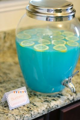 This would be easy to do... I have a large jug if you would like me to bring it!  Birthday drink