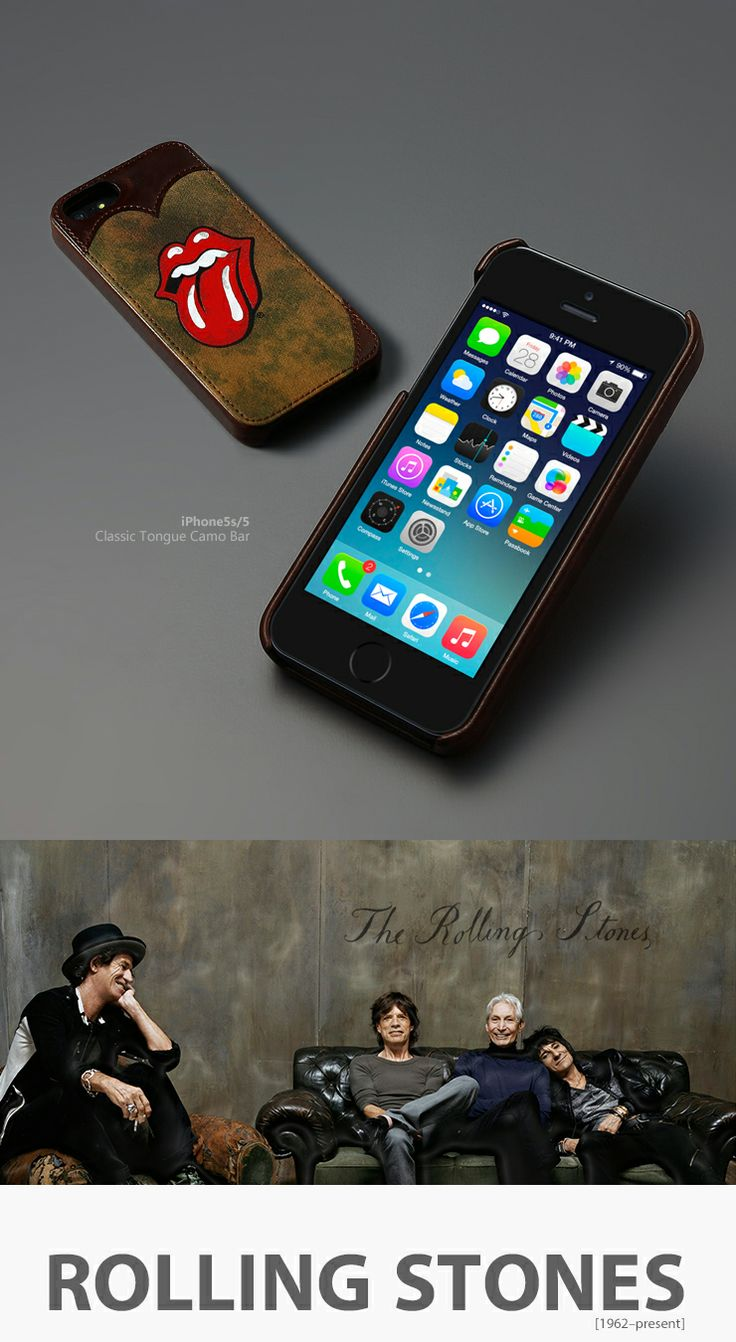 Rolling Stones Forever! ...............for Iphone5S/5