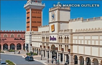 San Marcos. TX outlets! Soooo much shopping! This could be a good thing and a bad thing!