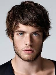 Risultati immagini per men hair medium length