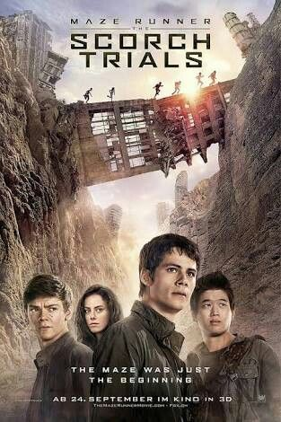 Maze Runner 2 : the Scorch Trial