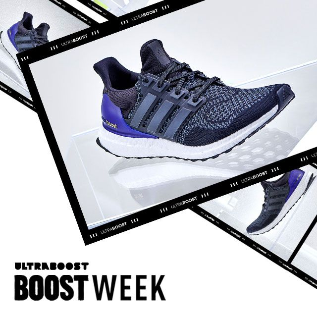 Casarse Político pistola  adidasoriginals UltraBoost Week is starting tomorrow. Kicking off with the  ultimate