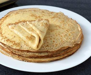 Rezept Blini - Pfannkuchen von Jessica_il - Rezept der Kategorie Desserts