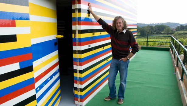 James May's Lego house - BBC Top Gear