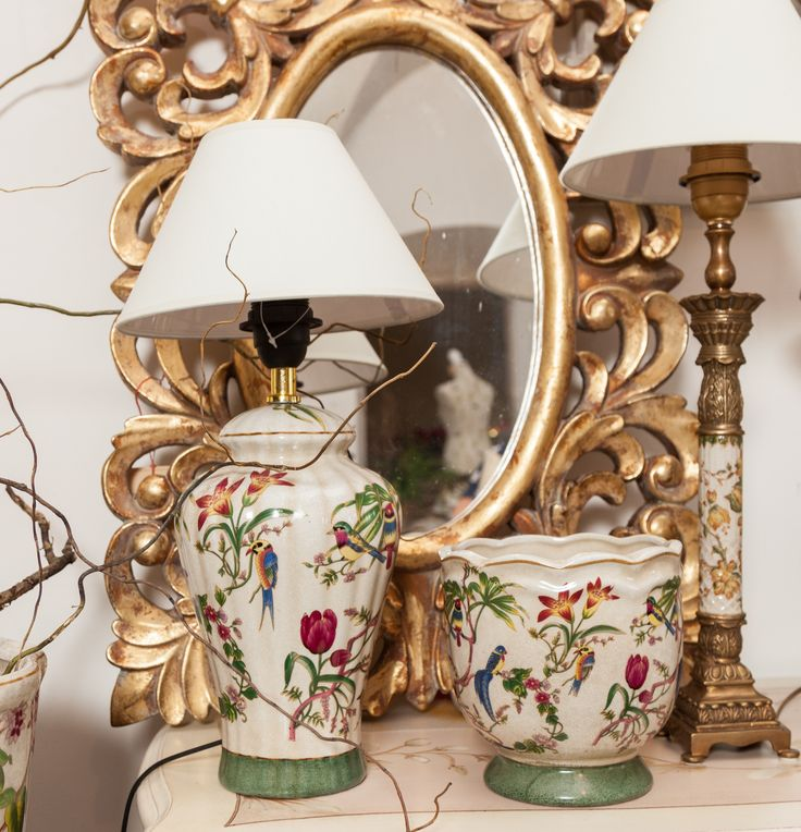 Tropical Magical NEW collection - Luxury Decorations @ ChicVille.ro