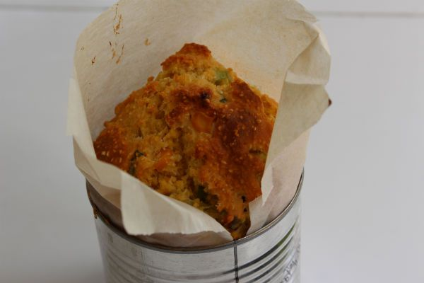 How to make cornbread in a can - Chatelaine. Use Bob's Red Mill all purpose flour to make it gluten free.