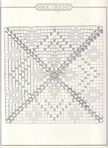 Magic Crochet nº 17 - leila tkd - Picasa Web Albums