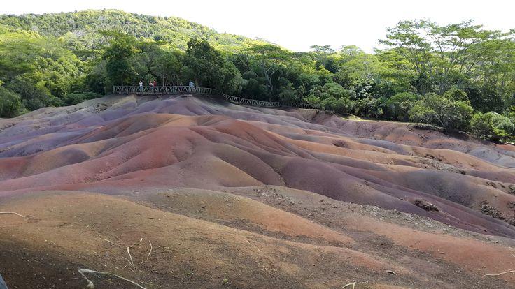 Chamarel, black river , Mauritius