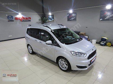 Vasıta / Minivan, Van & Panelvan / Ford / Tourneo Courier / 1.6 TDCi Titanium Plus