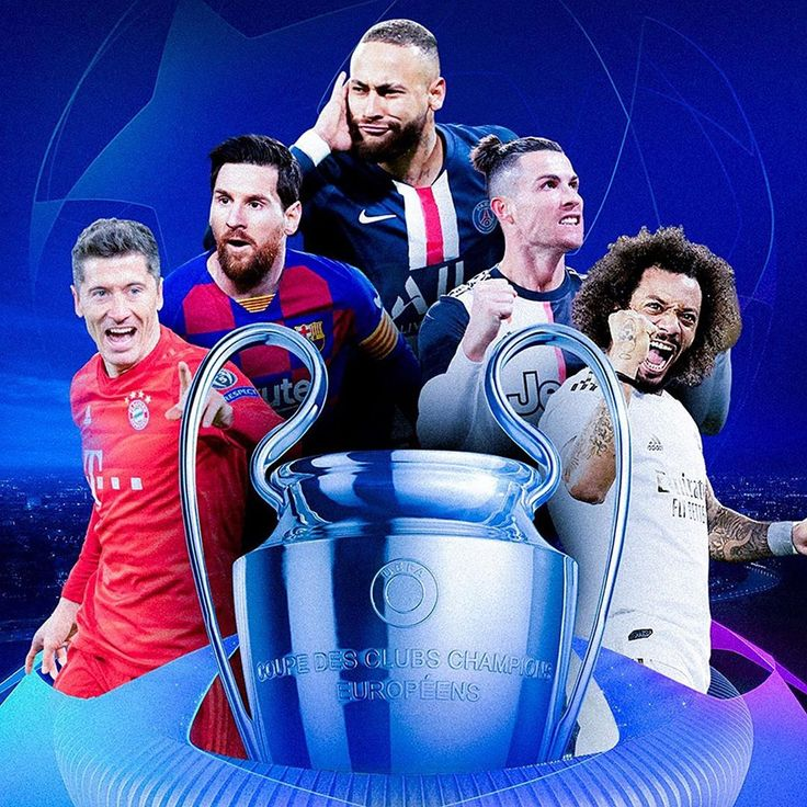 Champions League officially returns in August! ⚽️🔥 in 2020