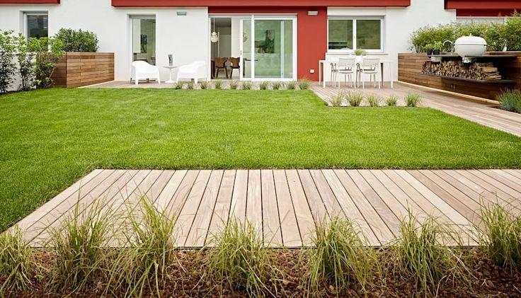 Novilei - Blog Imobiliário — Pavimentos para jardins: 7 ideias para copiar!  #paviementos #casa #house #ideias #decoracao #blog