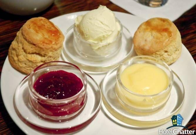 Scones, Lemon Curd En Clotted Cream recept | Smulweb.nl
