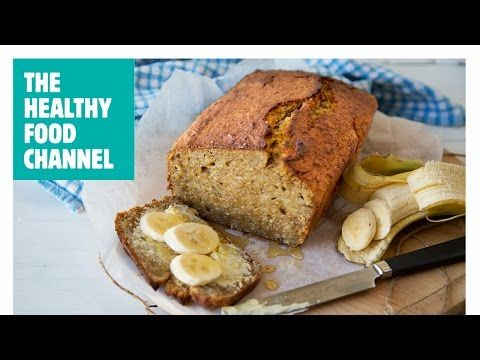 Gluten-Free Banana, Coconut and Lemon Loaf | Nadia Lim