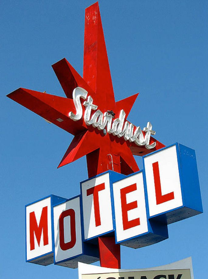 Stardust Motel ~ Redding, CA