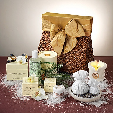 One of our Christmas bags for special gifts!